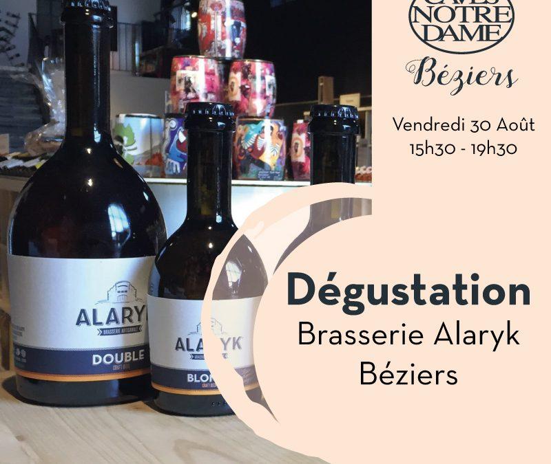 Brasserie Alaryk – Brasserie à Béziers Timelines: Dégustation de Vin Août 2019