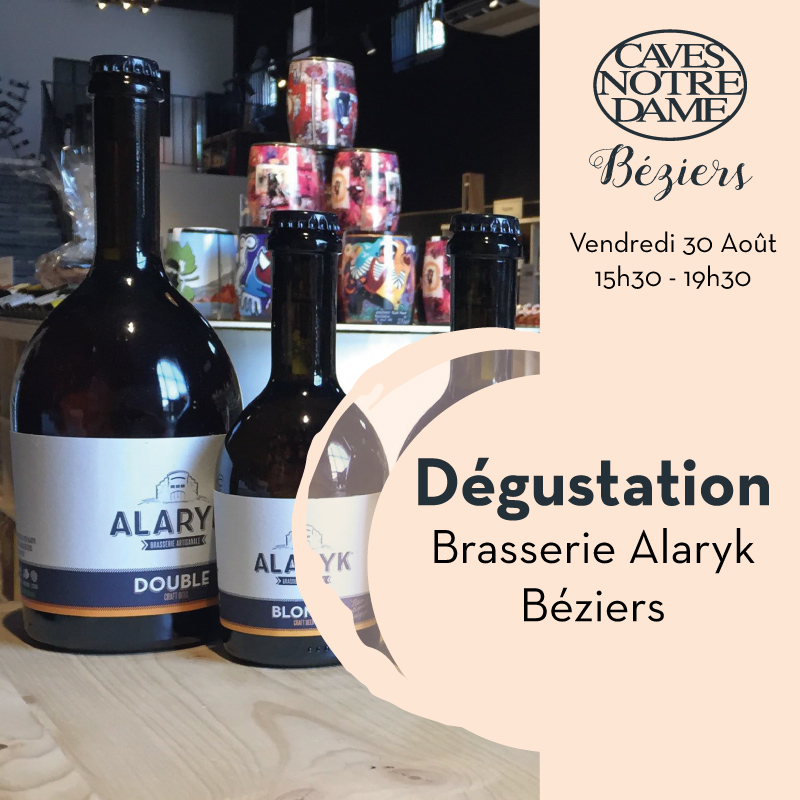 Brasserie Alaryk – Brasserie à Béziers