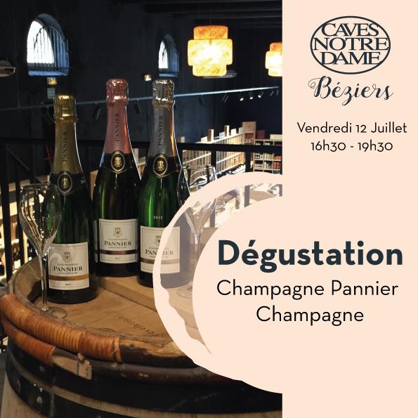 Champagne Pannier – Champagne