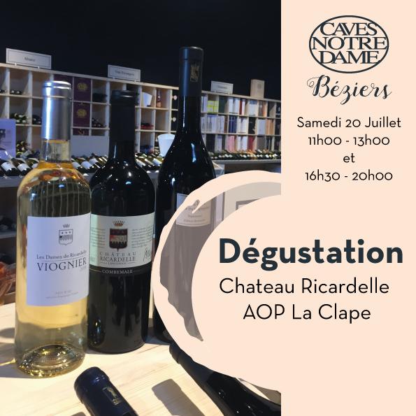 Chateau Ricardelle – Aop La Clape