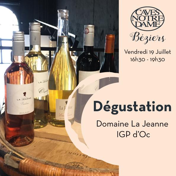 Domaine La Jeanne – Igp d'Oc