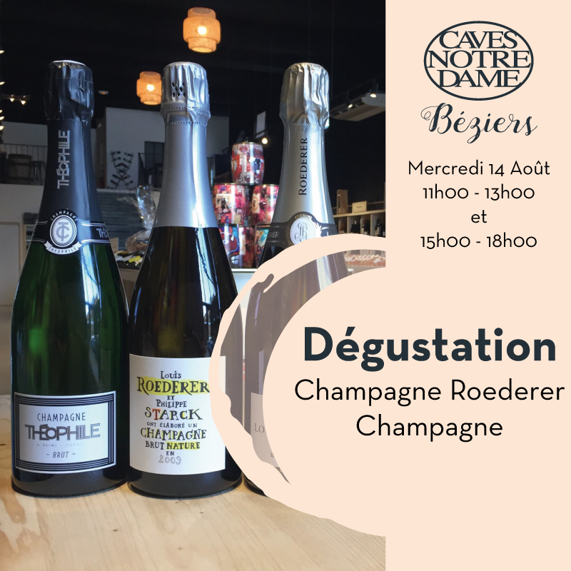 Champagne Roederer – Champagne