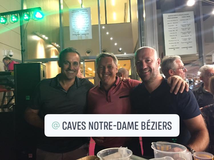Rencontres vigneronnes d'Août 2019