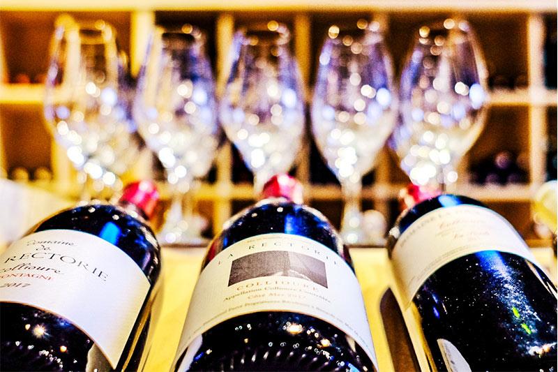 Les vins des vendanges 2019