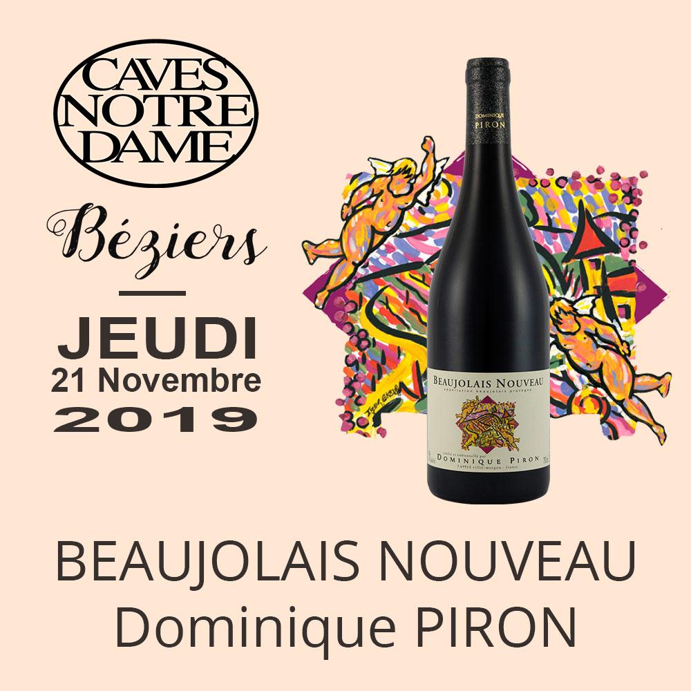 Journée Beaujolais Nouveau 2019