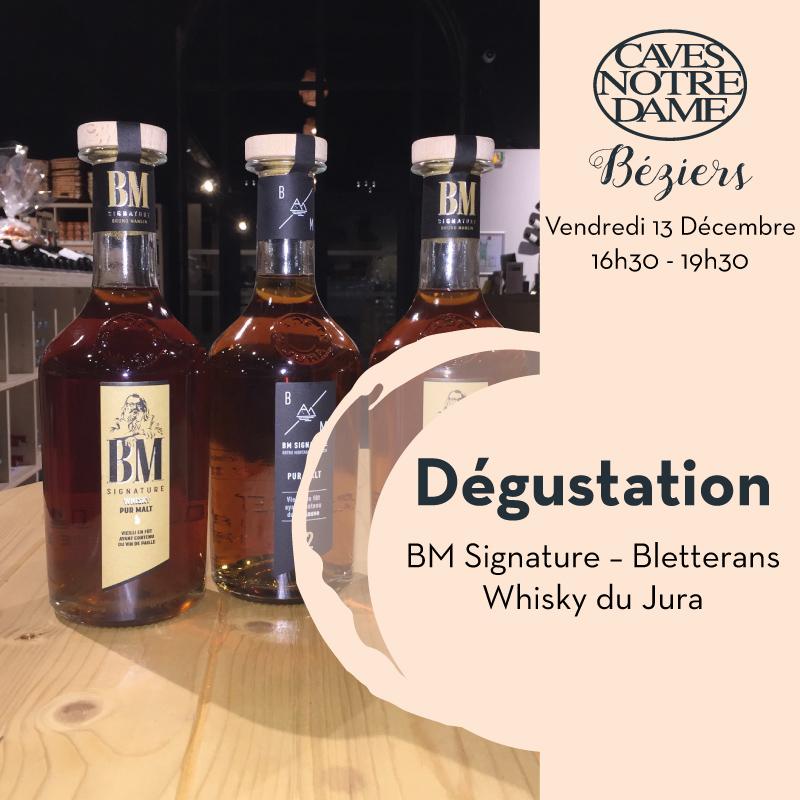 BM Signature – Bletterans – Whisky du Jura
