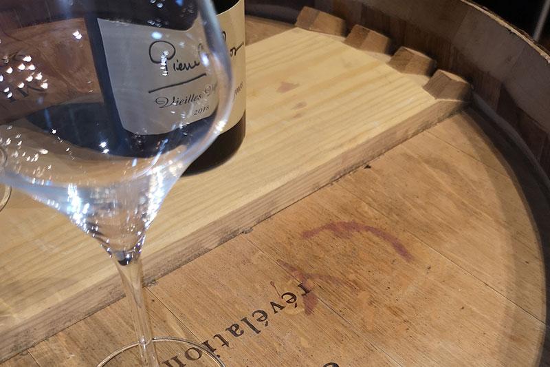 Sélection des premiers vignerons de l'année du 20