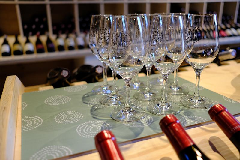 Les vignerons de février dans vos Caves Notre-Dame Béziers