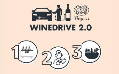 #WINE-DRIVE 2.0, pour les épicuriens…